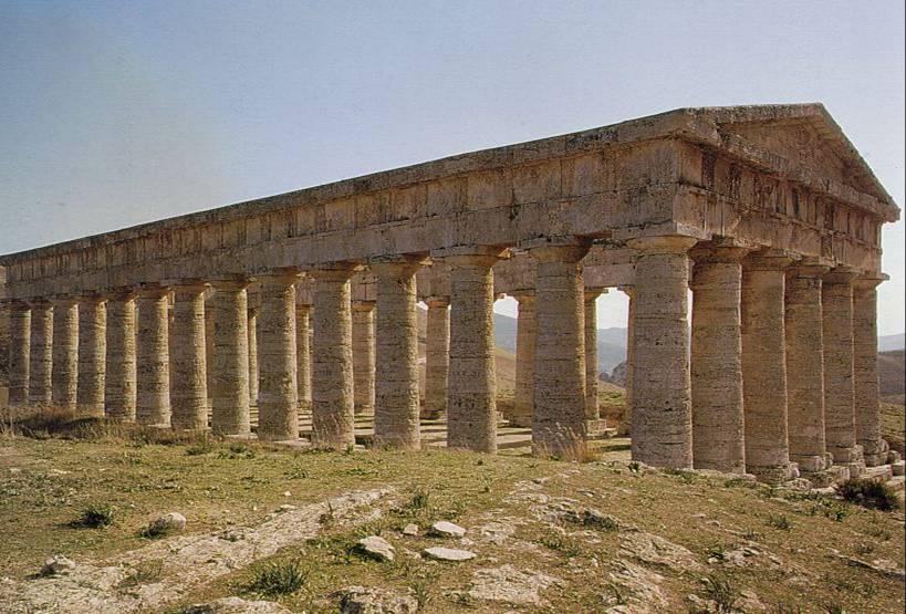 La arquitectura griega ense arte for Arquitectura de grecia