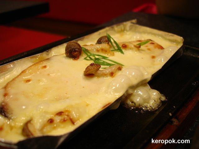 Aji tei japanese cuisine dessert house keropokman for Aji 53 japanese cuisine