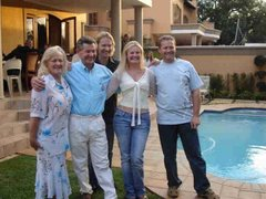 Llewellyn's family