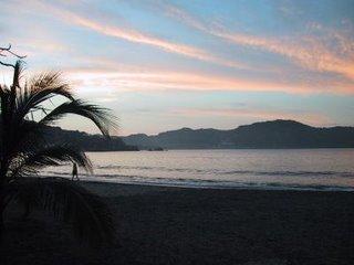 Zihuatanejo sunrise