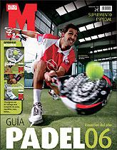 Guía de Pádel 06 diario Marca