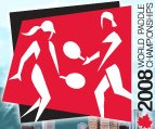 Logo Mundial de Paddle 2008