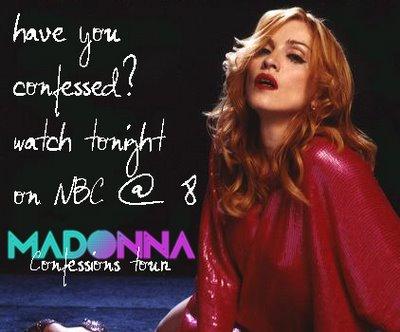 Madonna's Confessions Tour