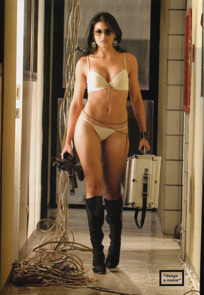 Christina Dieckmann und ihr Bikini
