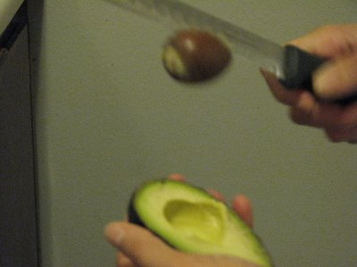Opening the Avocado
