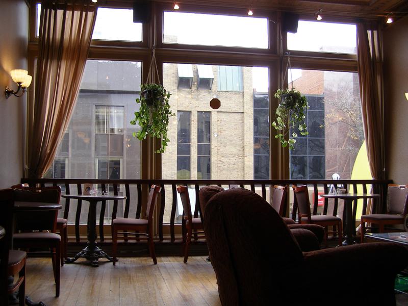 Tea Room Ann Arbor