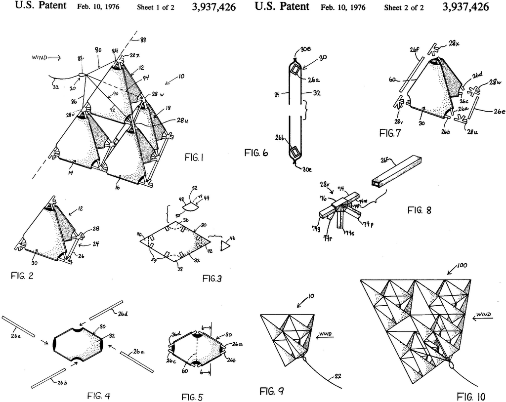 how to draw a tetrahedral structure