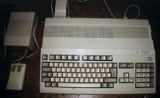 Amiga PC Key Board