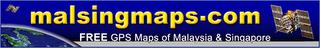 MalSing Map Logo