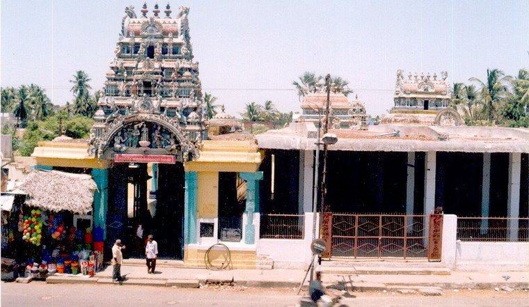 Karaikal  Ammaiyar Temple