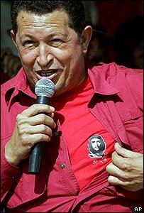 Kiero ser la reencarnación de Bolivar