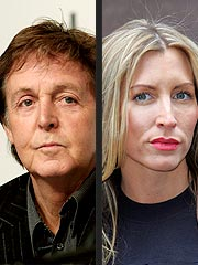 People A Temporary Truce In The Bitter Divorce Battle Between Heather Mills And Paul McCartney Took Place Saturday At Third Birthday Of Their Daughter
