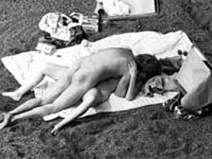 Nude beach in santa cruz