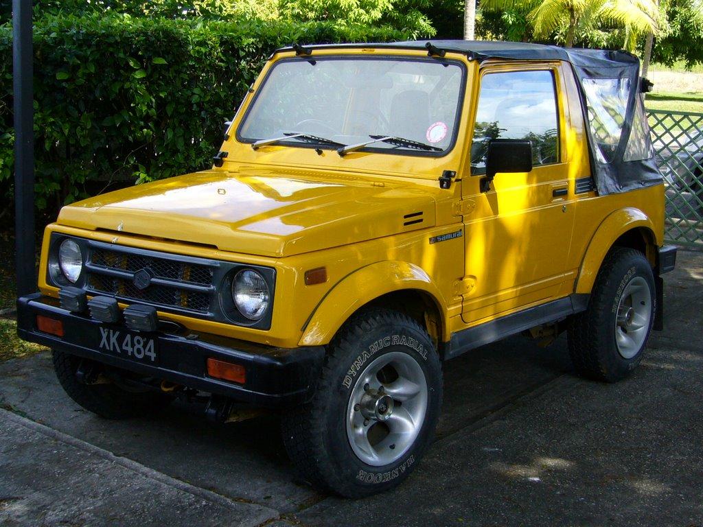 100 Jeep Suzuki The Jeep Wrangler Abides And