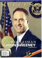 What will be John Sweeney's next huge success?
