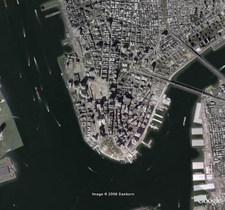 Lugares interesantes google earth y google maps zona o world quien no ha visto como el 11 de septiembre del 2001 se derrumbaban las torres gemelas world trade center debido a un ataque terrorista gumiabroncs Gallery