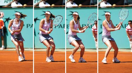 how to hit drop shot in mario tennis