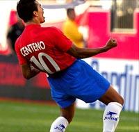 Paté tiene 15 goles con la Selección