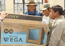 Televisor WEGA de Sony