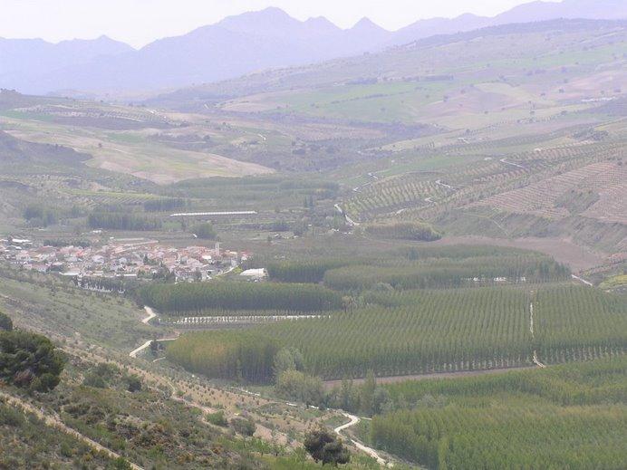 Valle de Cacín