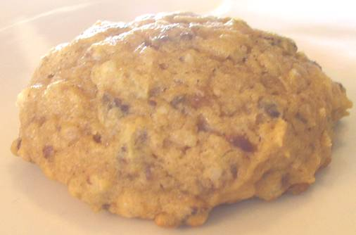 pumpkin cookies too moist