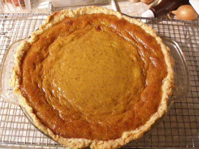 The Boulder Belt Blog: Candy Roaster (squash) Pie