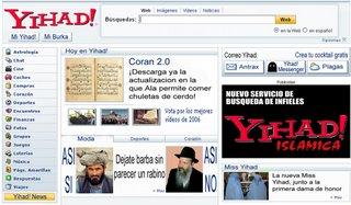 Yihad! el buscador islámico