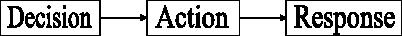 Decision-Action-Response