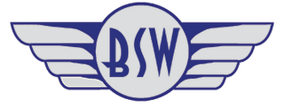 Blue Suede Wings Logo Copyright 2004-2006 MY Productions