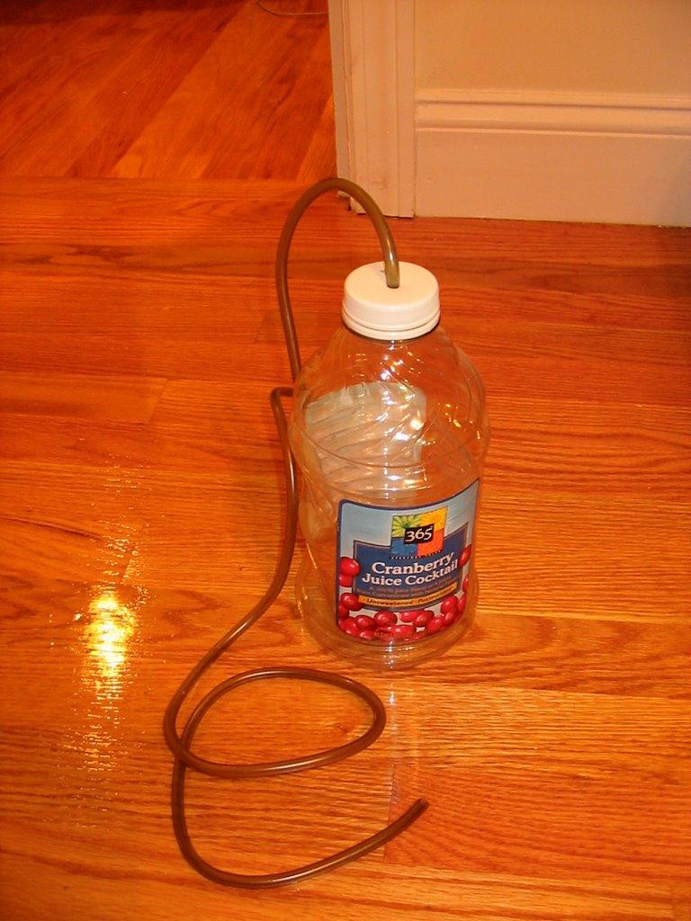 Генератор со2 для аквариума своими руками из одной бутылки 8