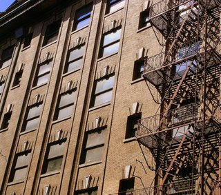 Art Deco in Brick
