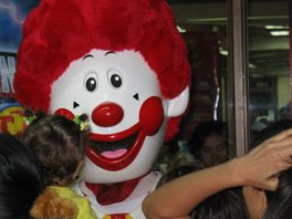 Philippine Version of Ronald McDonald