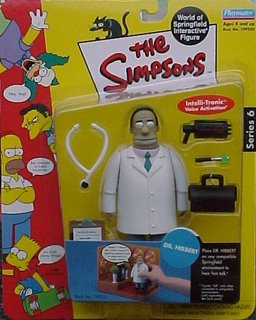 GP Action Figure