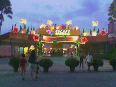 Escape Theme Park
