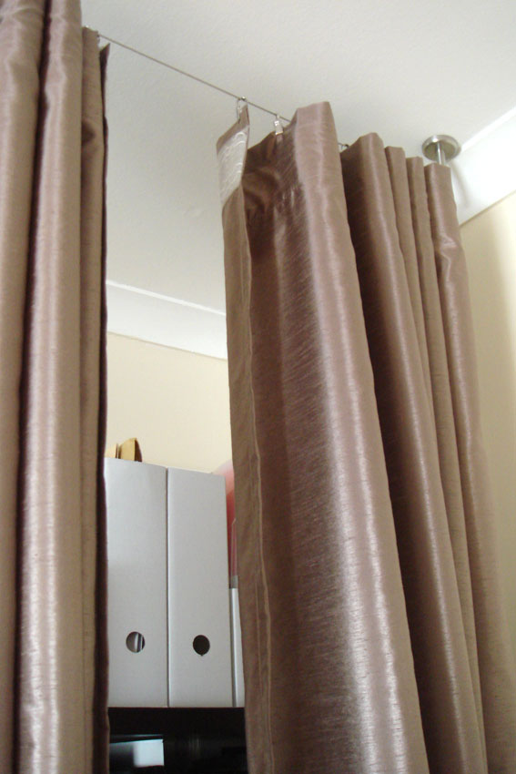 September 2006 for Room divider curtain ikea