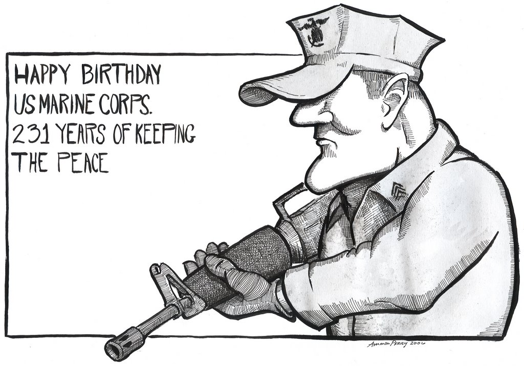 Marine corp birthday card images birthday cards ideas doodletillomega november 2006 marine corps birthday and veterans day observed bookmarktalkfo images bookmarktalkfo Gallery