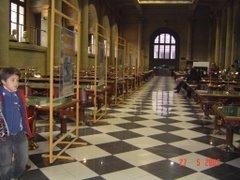 Sala Gabriela Mistral - Biblioteca Nacional