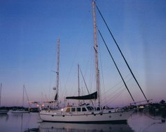 Memory Rose,  Pilothouse Ketch, #2