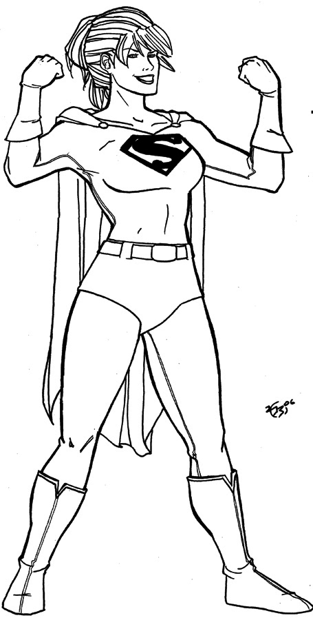 my other comic book blog  this is how to draw supergirl