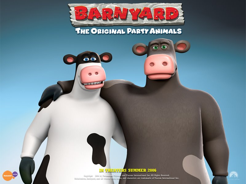 the dollar movie review barnyard