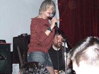 Thee Majesty - Northsix, Brooklyn, Nov. 24, 2006