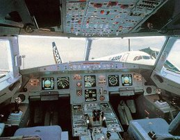 "A320 ""front office"""