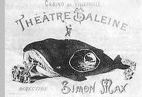 Theatre de la Baleine Simon Max, Villerville