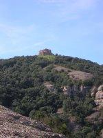 el monasterio de sant llorenç de munt