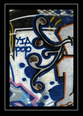 Graffiti Hua Mei St