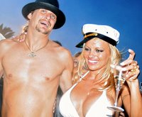 Pam Anderson, Kid Rock Broke Up Thanks to Borat