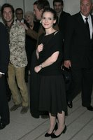 Winona Ryder at the Premiere of HBO Documentary Film 'Absolute Wilson'