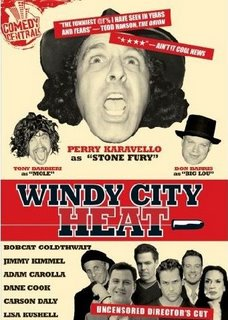 Movie Review: Windy City Heat