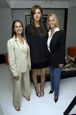 Nicky Hilton Press Conference at the Royal Palm Hotel in Miami Beach