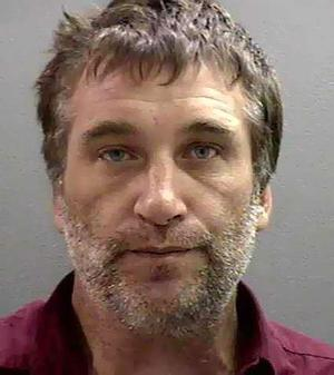 Daniel Baldwin&#8217;s Mugshot